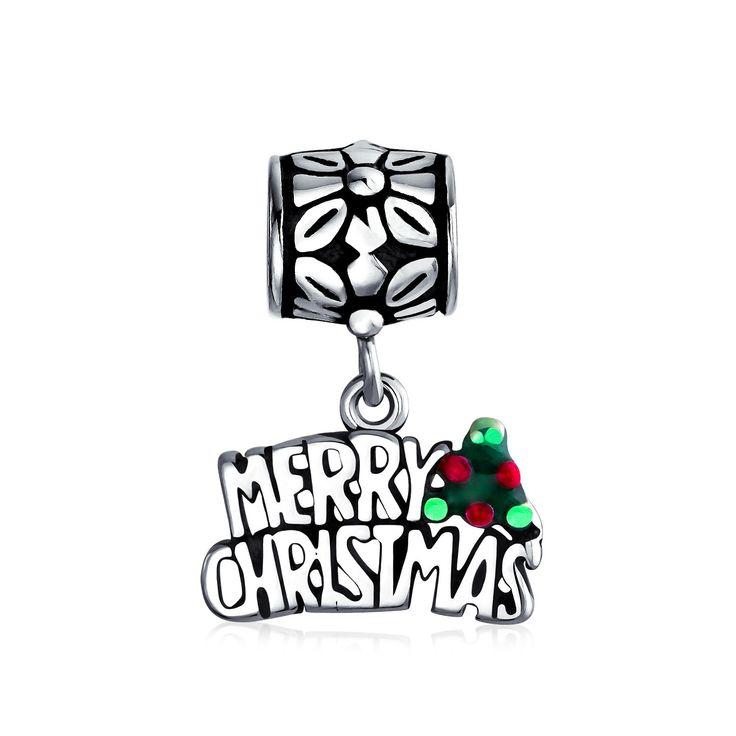 Pandora CHRISTMAS JOY CHARM