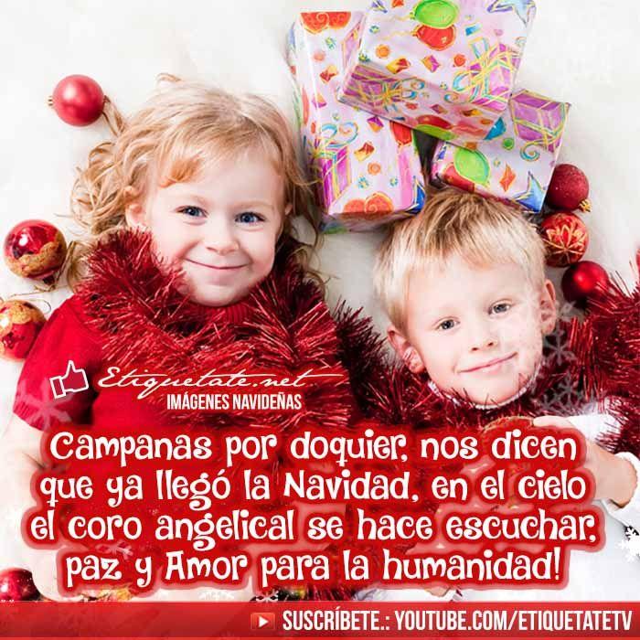 Imágenes con Mensajes de Navidad Gratis VER EN ░▒▓██► http://etiquetate.net/imagenes-con-mensajes-de-navidad-gratis/