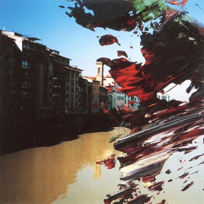 Gerhard Richter, Φλωρεντία, 2000