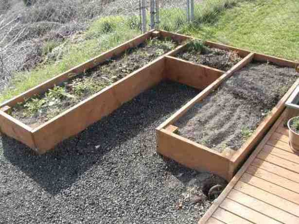 69 best Gardening Project images on Pinterest   Backyard ideas ... Designs For Raised Garden Beds Usi on