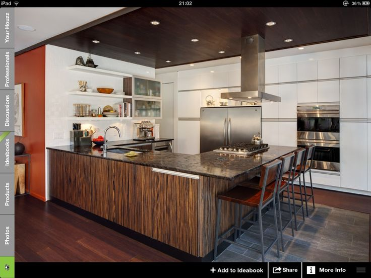 152 best Home - Kitchen images on Pinterest | Modern kitchens ...