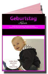 Geburtstagszeitungen sind auch für die Kleinen tolle Geschenke. www.geburtstagszeitung-extrablatt.de/