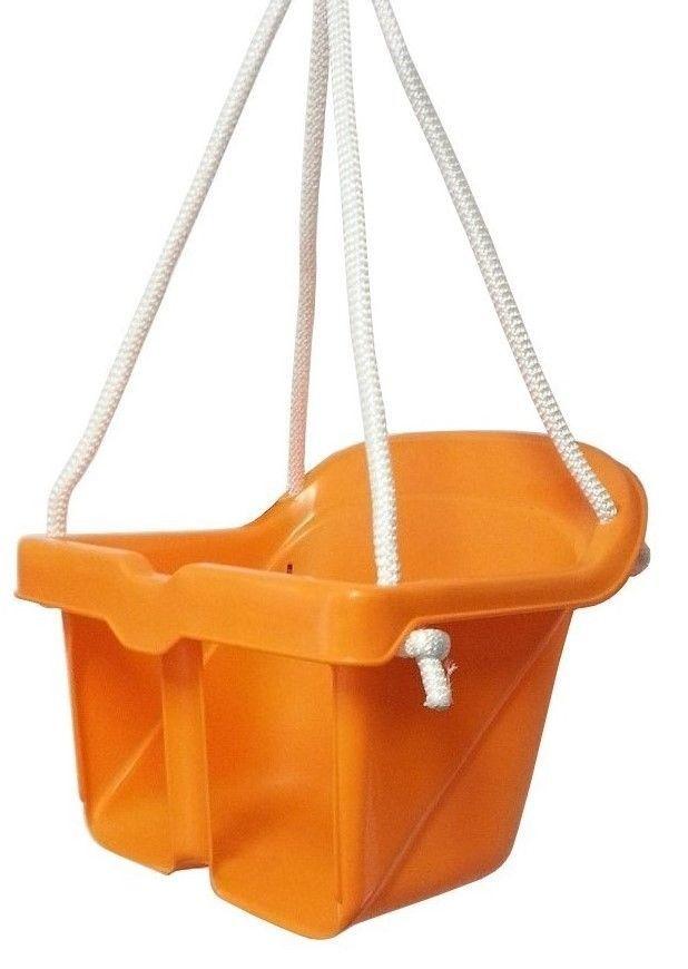 Babyschaukel Schaukel Kleinkindschaukel Schaukeln orange Neu - Vorschau