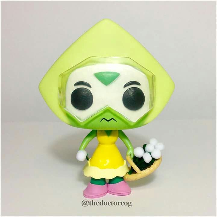 Flowers for you 🌼 Peridot