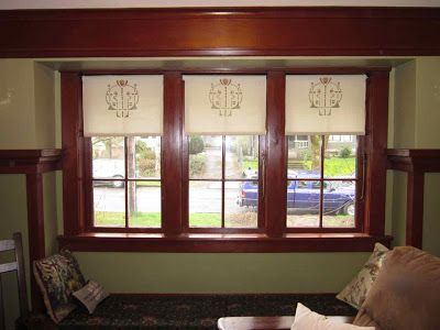 Laurelhurst Craftsman Bungalow: Window Coverings