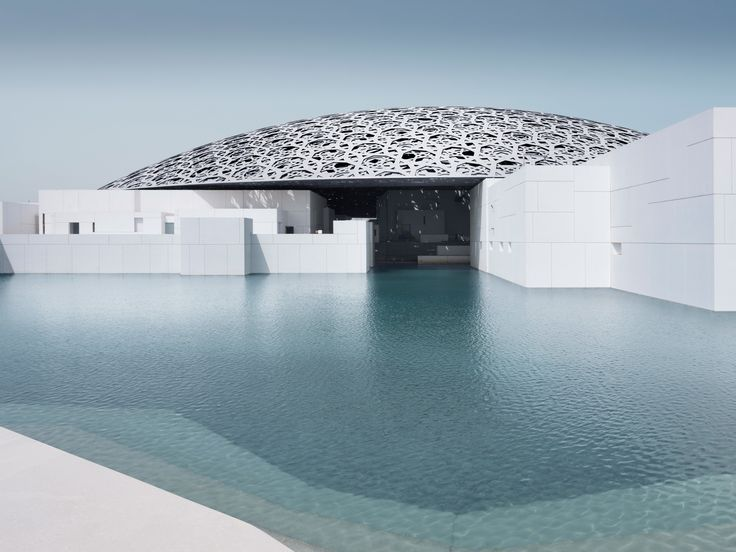The Louvre Abu Dhabi Will Open This Week—Here's What to Expect - Condé Nast Traveler