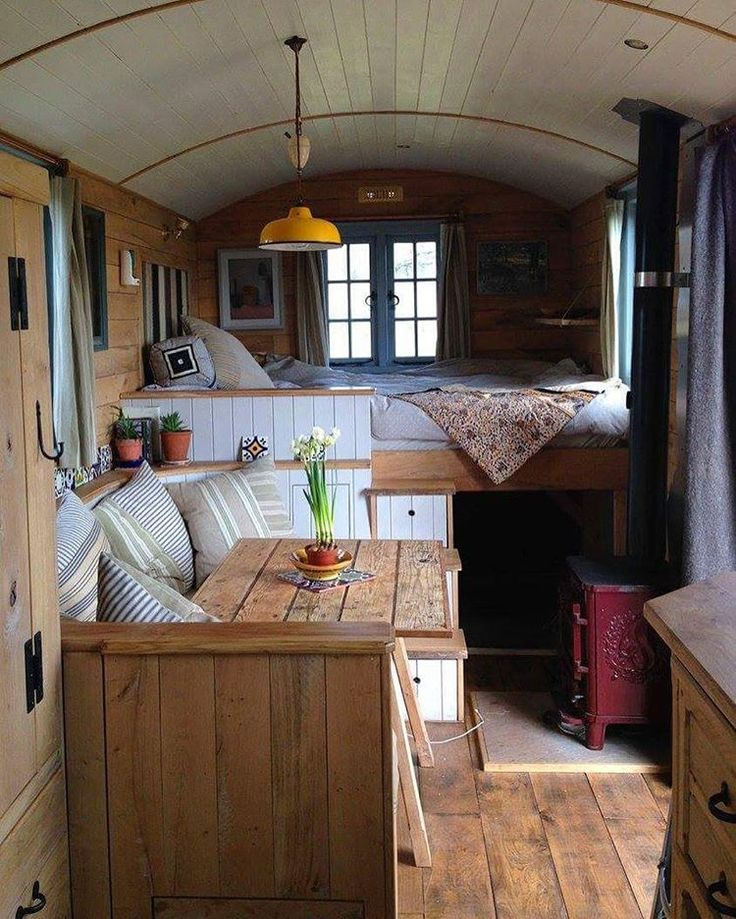 189 best Small Spaces images on Pinterest | Campers, Home ideas and ...