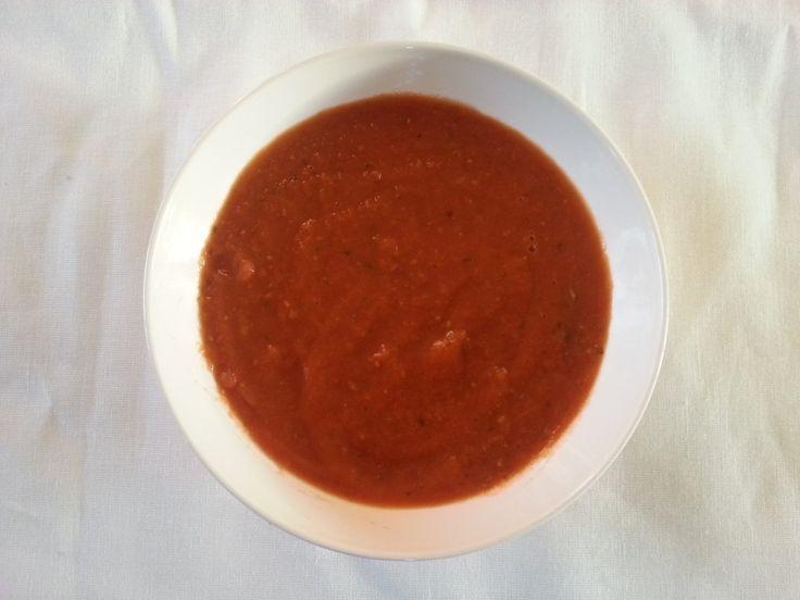 Tomatensoep is een heerlijke herstel soep. De tomaten in de soep zijn namelijk rijk aan stoffen (lycopeen) die spierherstel stimuleren.