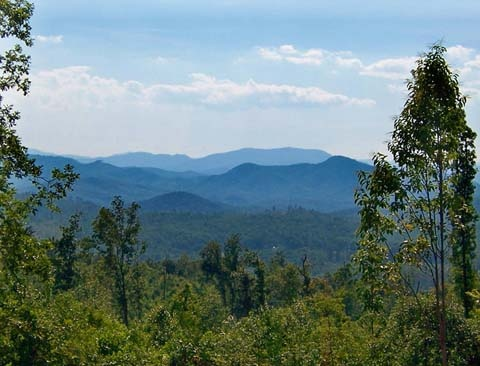 Franklin NC, is a small mountain town surrounded by beautiful waterfalls,