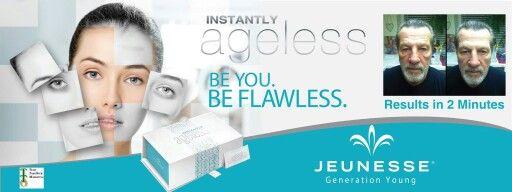 Jeunesse Instanly Ageless Amazing results!  www.buffysherrell.jeunesseglobal.com