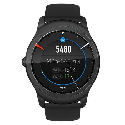 Just US$169.89, buy Ticwatch 2 Smartwatch iOS Android Compatible online shopping at GearBest.com Mobile.