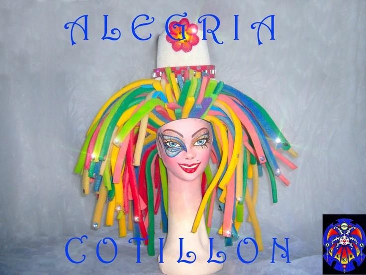 COTILLON ALEGRIA: Circo ALEGRIA