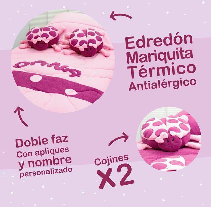 EDREDON NIÑAS