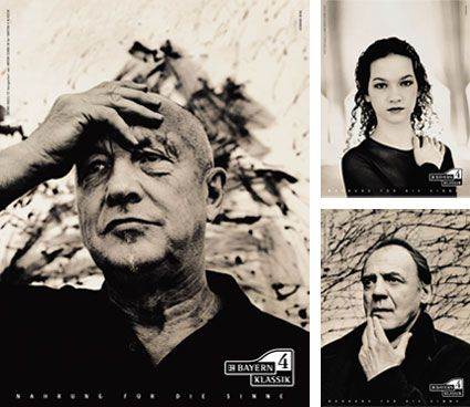 George Baselitz Hilary Hahn Bruno Ganz