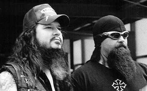 Dimebag Darrell & Kerry King \m/