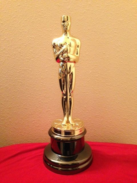 Pin Oscar Award Trophy on Pinterest