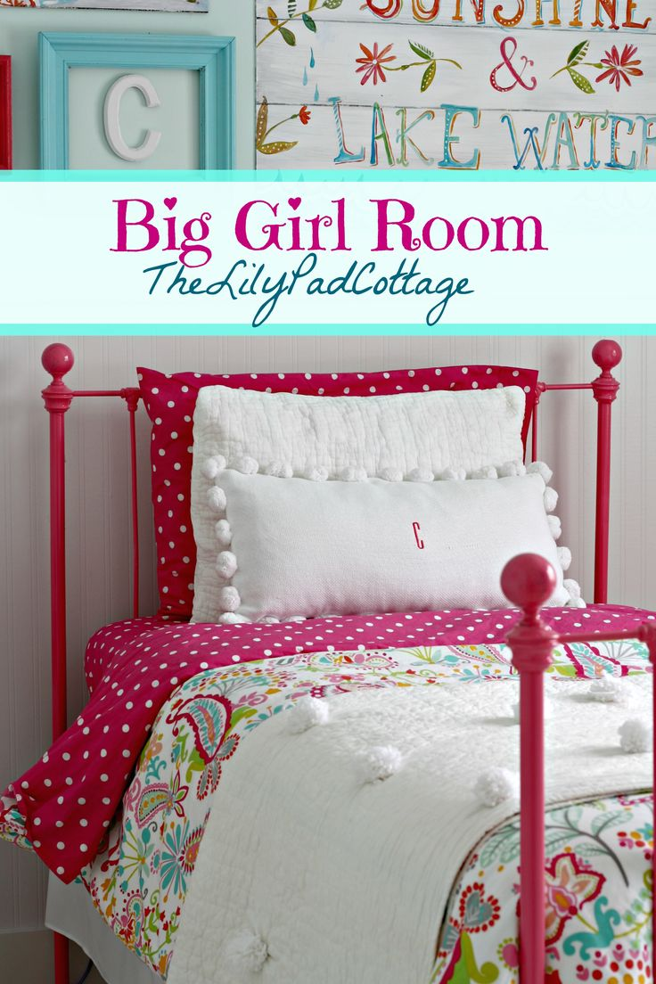 Bedroom Decor For Girls 822 best little girl's rooms images on pinterest | home, bedroom