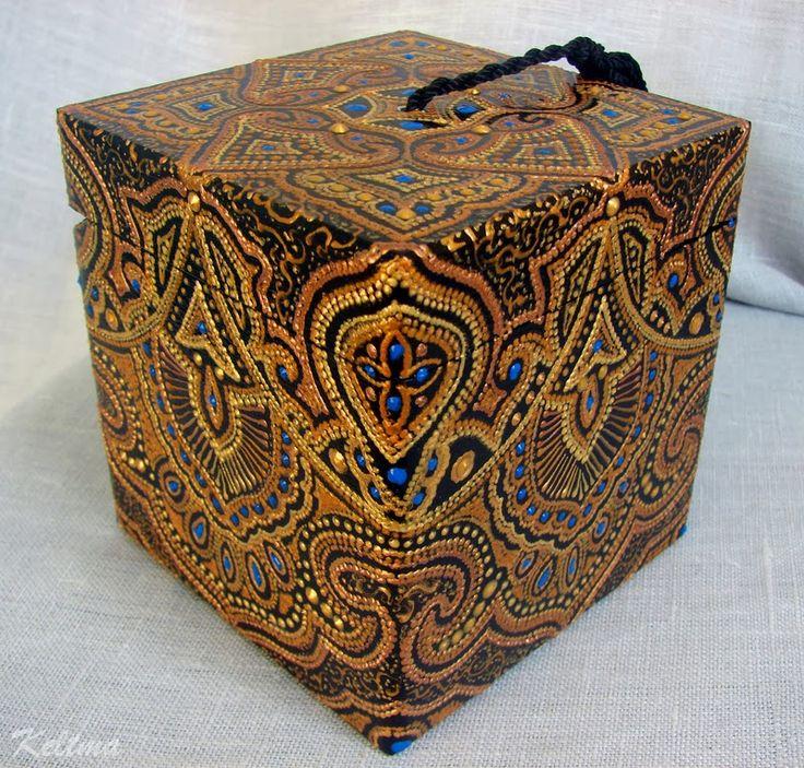 Милые сердцу штучки: Точечное царство Натальи Воробьевой (Keltma)