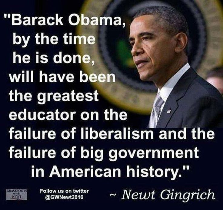 Failures, Flunkies, And Fornicators. The End Of The Obama ERA   Yes Mole!
