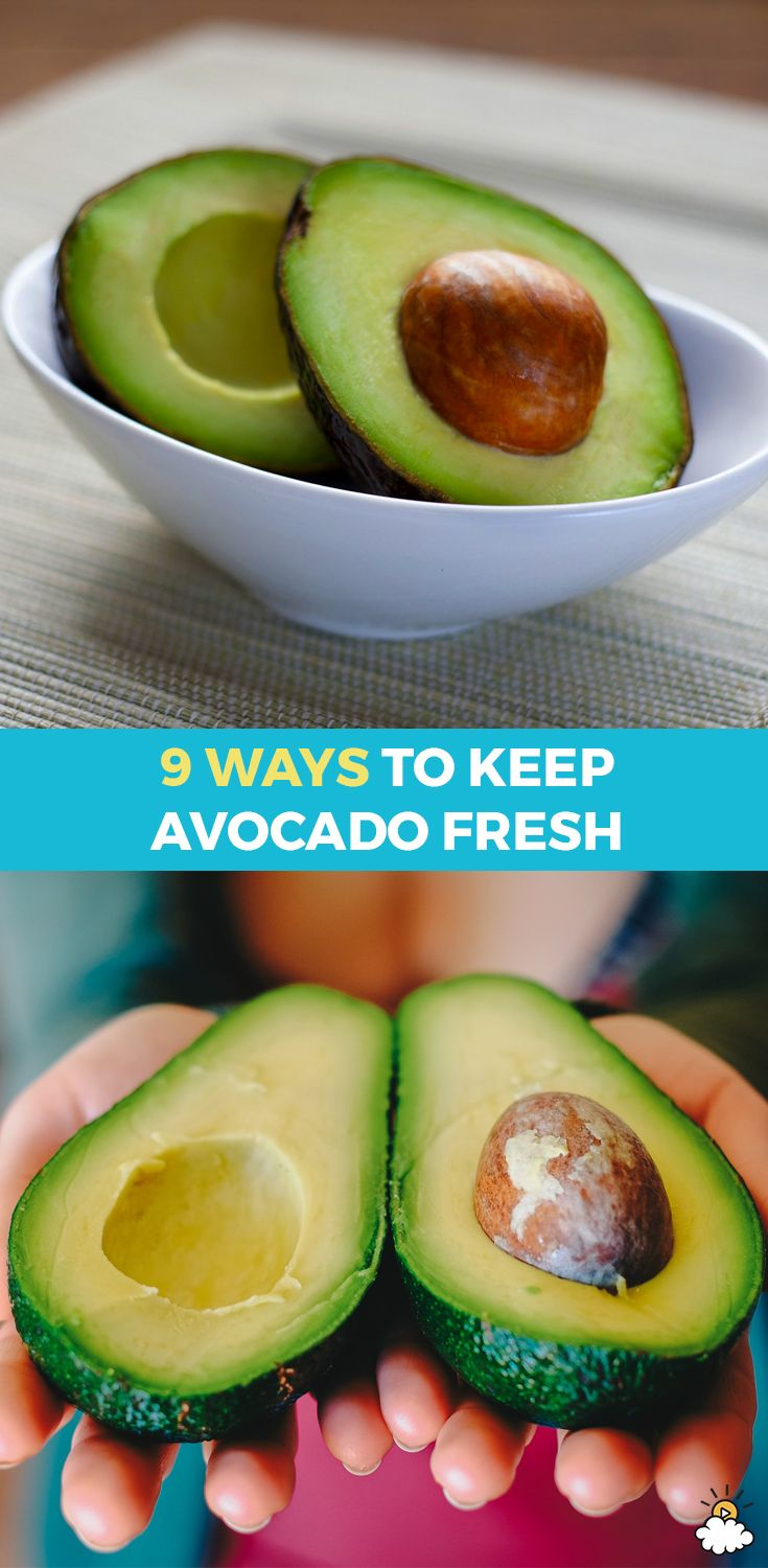We tested 9 way to keep your avocados fresh and free from browning! Check out our super simple methods for keeping your avocados guacamole ready!