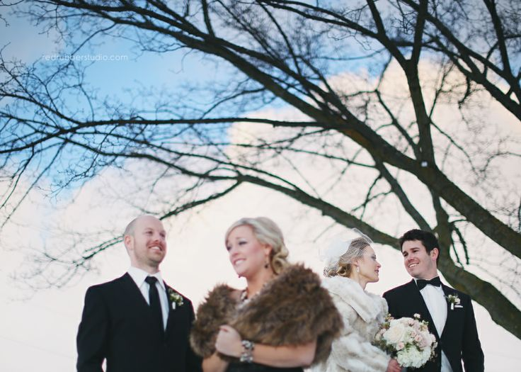 Anita and Anselm's Winter Wedding at the Cambridge Mill by This Moment Forever TMF