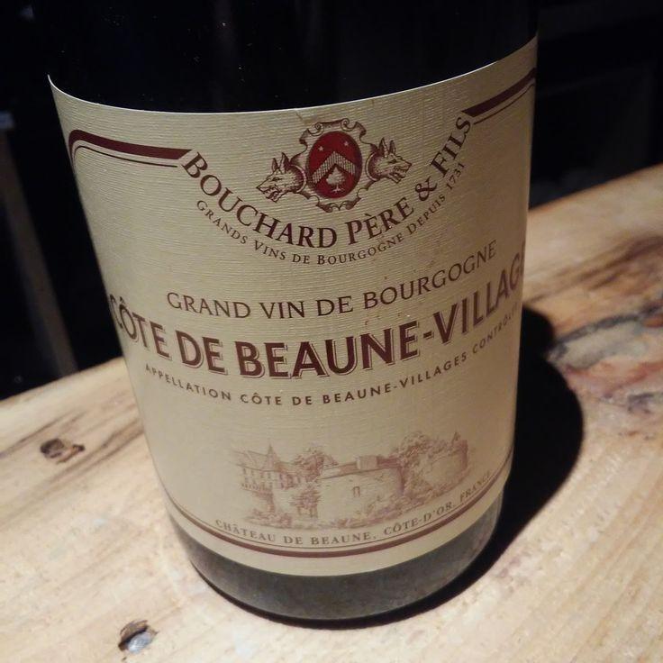 Sommelier Par Pur Plaisir : [Dans ma cave] Appellation Côte de Beaune village