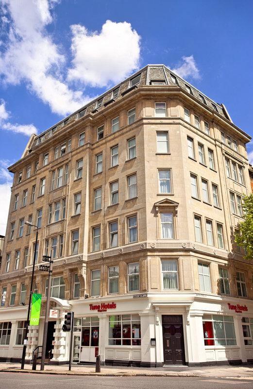 Tune Hotel Kings Cross London Budget