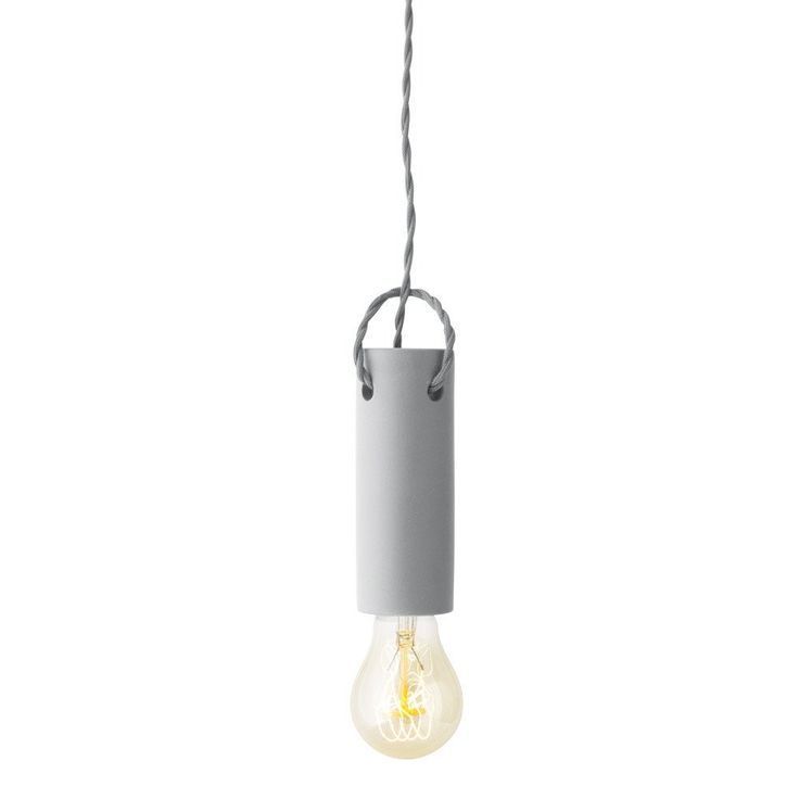 Tied Pendant Light in Ash design by Menu