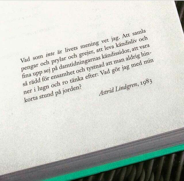 Fine Astrid Lindgren :-) @frkheidig