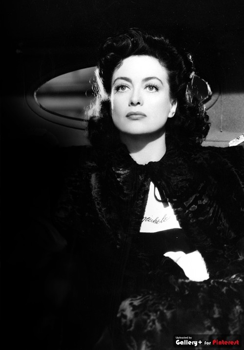 Joan Crawford, she's thee most beautiful woman. She is timeless