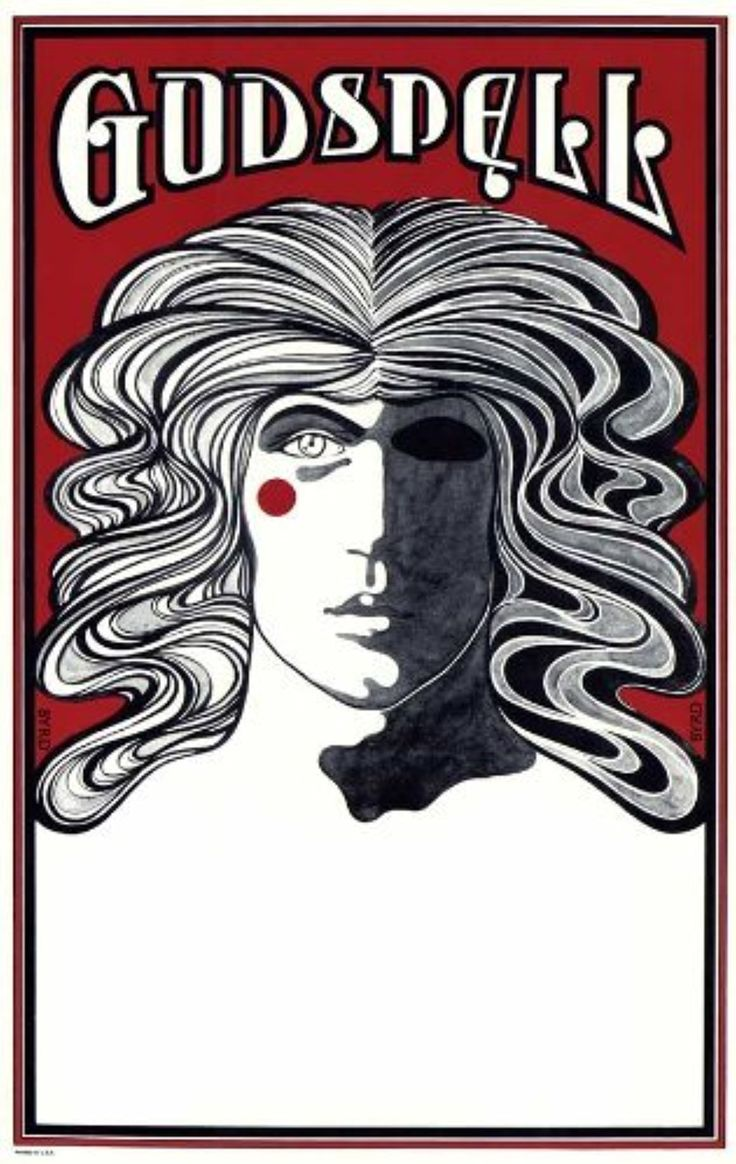 Decal Jewelry Godspell (Broadway) 27 x 40 Poster - Style A -- Awesome products selected by Anna Churchill