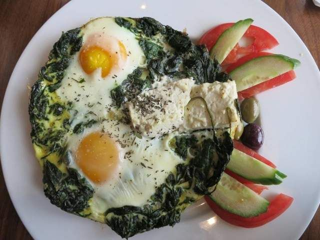 Sylvia Rector's Great Plates: Turkish Eggs at Zola Bistro