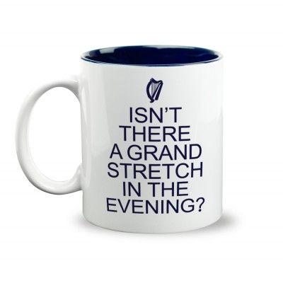 A Grand Stretch Gift Mug & Box by HairyBaby.com