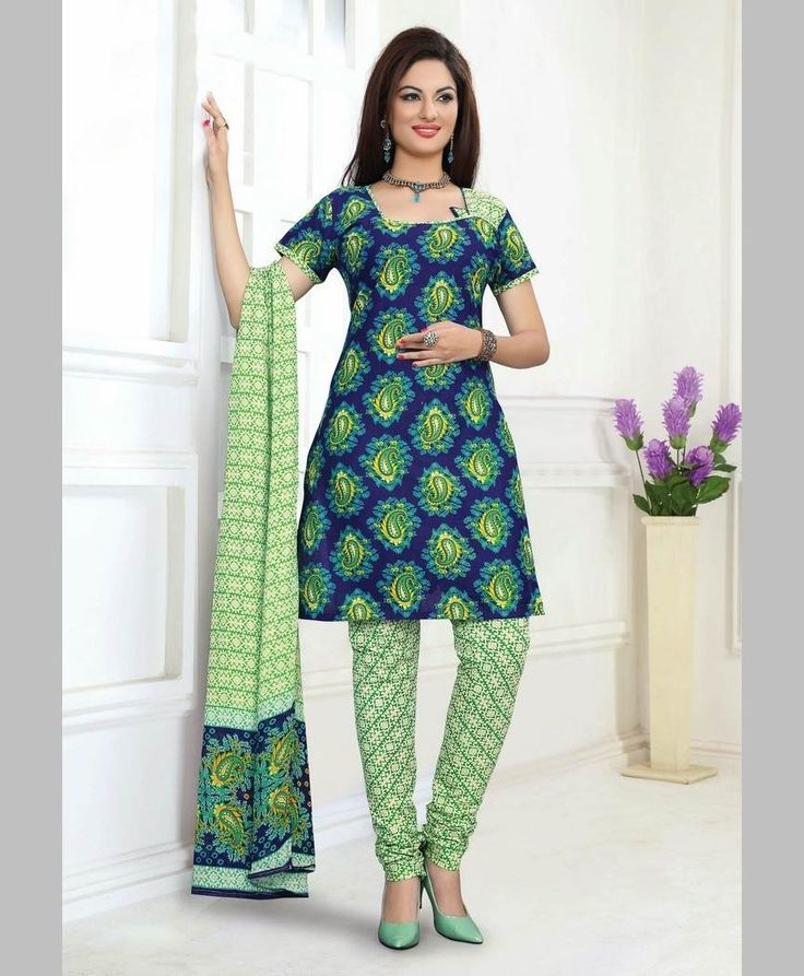 Stitched Suit  http://www.velvetkart.com/women/ethnic-wear/salwar-kurta-dupattas/skfdi46794.html  INR 980, Size 36-42, Free Shipping, Cash on Delivery in India. Click the Link above to Buy