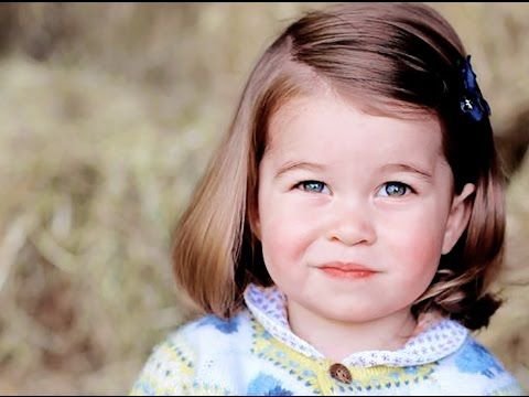 Happy 2nd Birthday Princess Charlotte Elizabeth Diana!