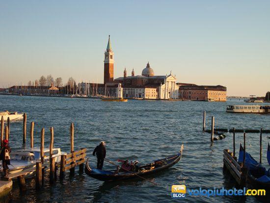 Venezie e le gondole