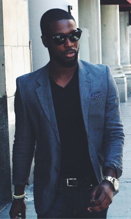 #black#men#fashion