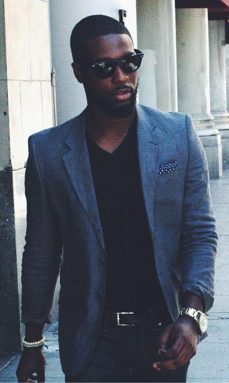 #black#men#fashion