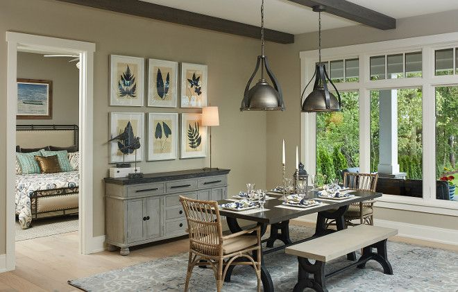 17 best ideas about tan dining rooms on pinterest dining