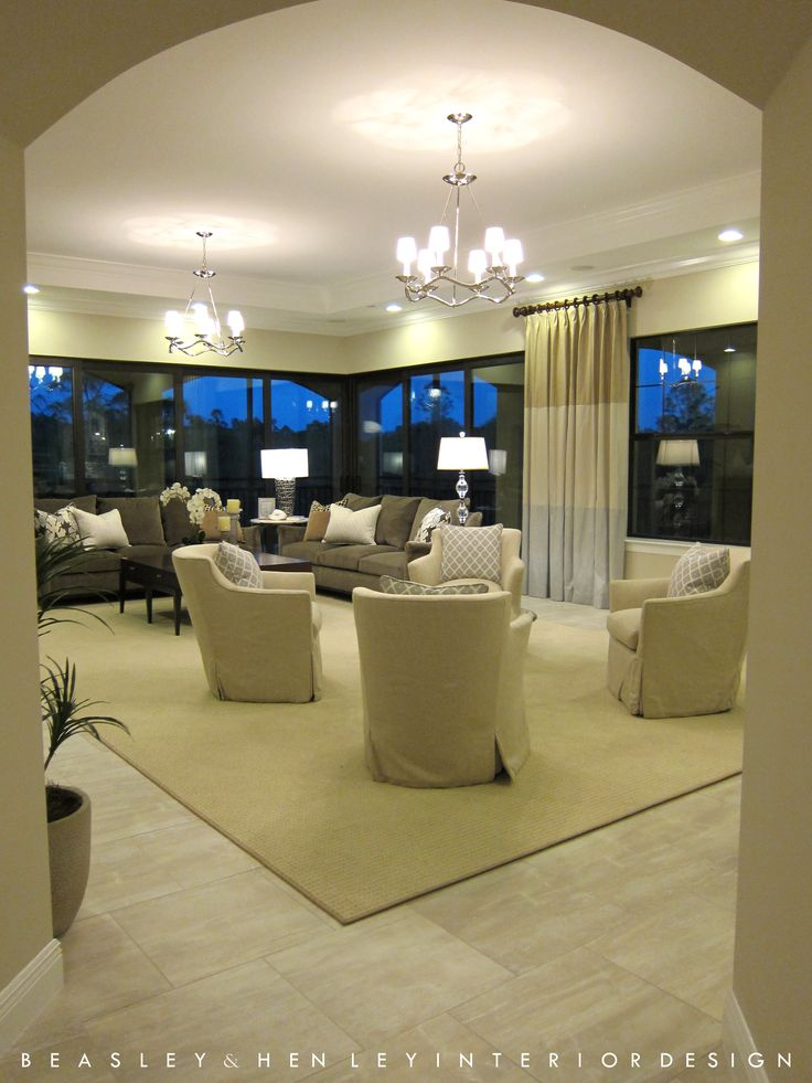 Living Room Design Ideas By Interior Designers From Naples FL