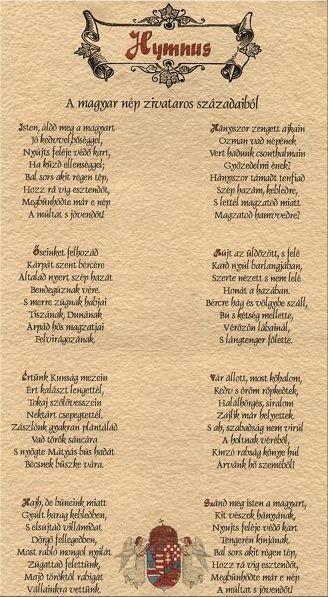 Kölcsey Ferenc és a Hymnus :: Himnusz