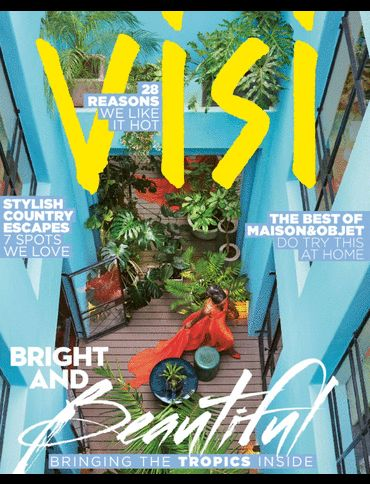 Visi Magazine, South Africa No. 75
