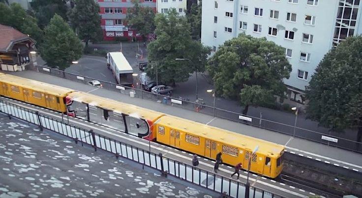 Graffiti-Crew 1UP in Berlin mit spektakulärem Fluchtplan  Für Vandalen mit Spraydose gehört der Nervenkitzel zum Alltag, geht es doch darum, scheinbar unerreichbare Spots trotzdem mit einem persönlichen ...
