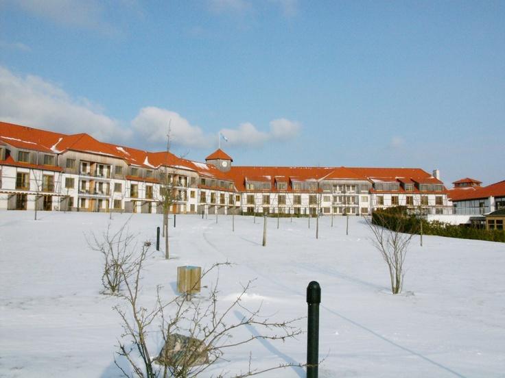 Der ROBINSON Club Fleesensee im Winter