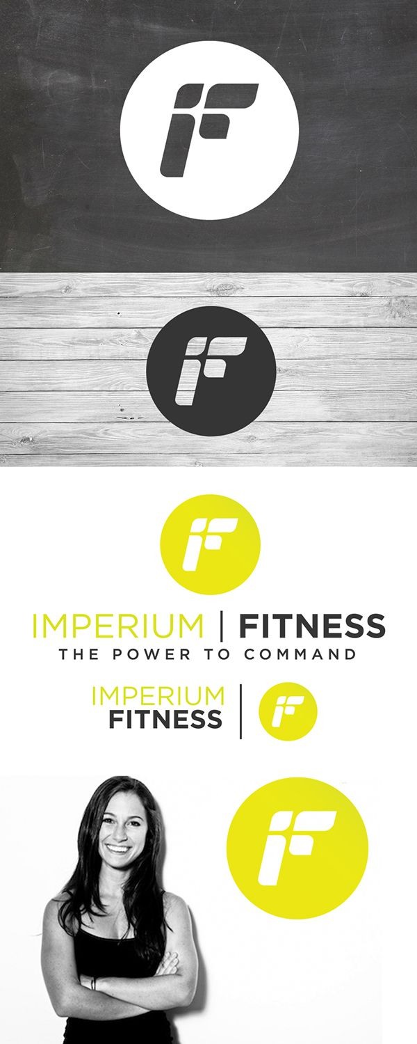 Imperium Fitness & Gym logo design done by 320creative, check us out at: 320creative.org or https://www.facebook.com/320creative.mn/