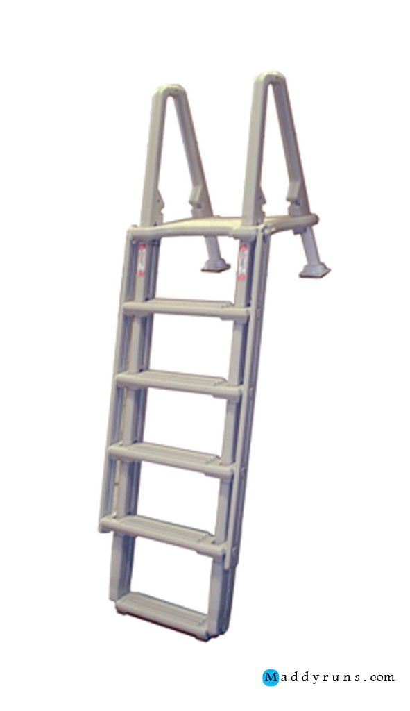 Swimming pool swimming pool ladders for above ground pools ideas rectangular pool steps ladder for Above ground swimming pool ladder parts