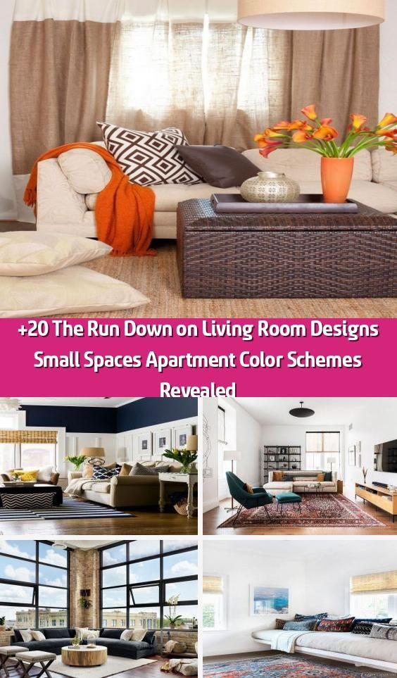 20 The Run Down On Living Room Designs Small Spaces Apartment