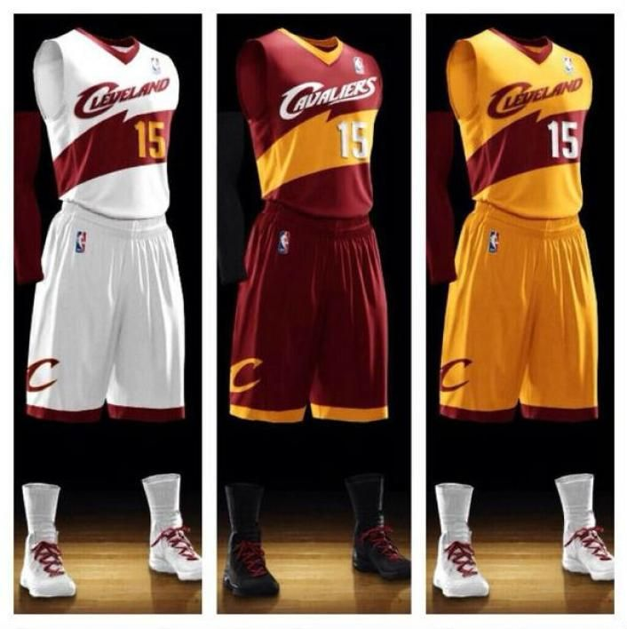 The 25+ best Cavs uniforms ideas on Pinterest   Nba basketball ...