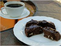 Chocolate almond biscotti–wheat-free, of course! | Wheat Belly Blog