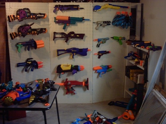 9 Best Bb Gun Storage Images On Pinterest Woodworking